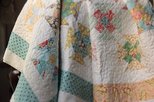 Double Wrench Baby Quilts - a