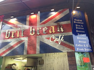 Brit Break Cafe