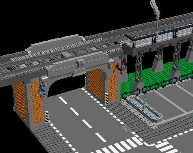 Lego World Bridge Lego Town Eurobricks Forums