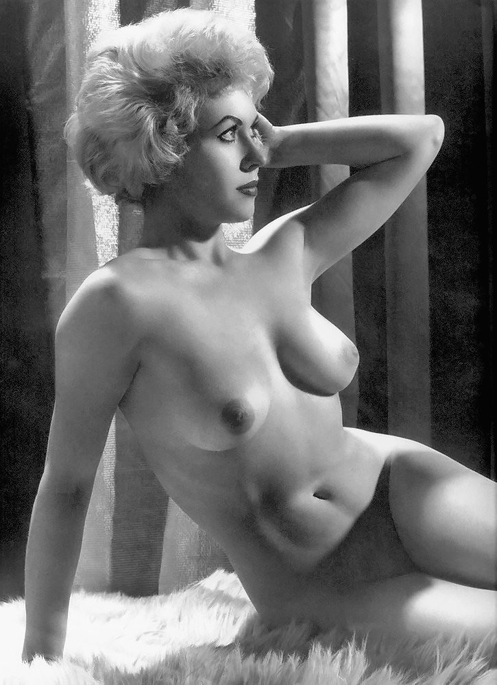 Margaret nolan vera novak vintage naturist clip 6