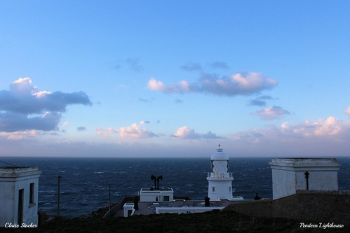 Penwith Lighthouse by www.stockerimages.blogspot.co.uk