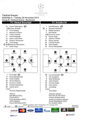 Steaua-Schalke