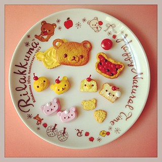 #rement  #rilakkuma  homemade cooking