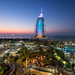 Burj Al Arab & Wild Wadi Waterpark by DanielKHC