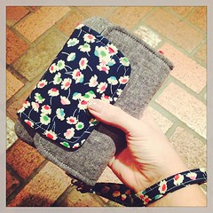 Thank you @sew_fantastic! I love my new wallet.