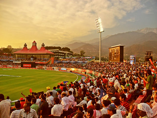 Himachal Pradesh Cricket Association Stadium