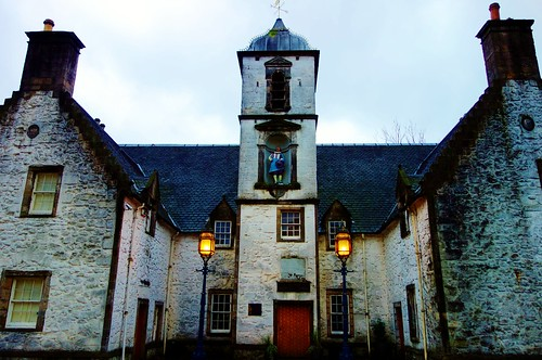 Cowane's Hospital, Stirling, Scotland