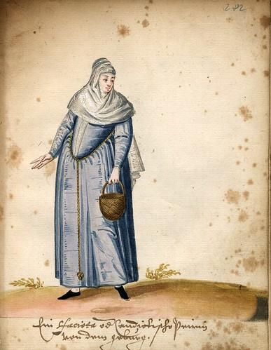 004-Campesina de Creta-Türkisches Manierenbuch-1595- ORKA Open Repository Kassel