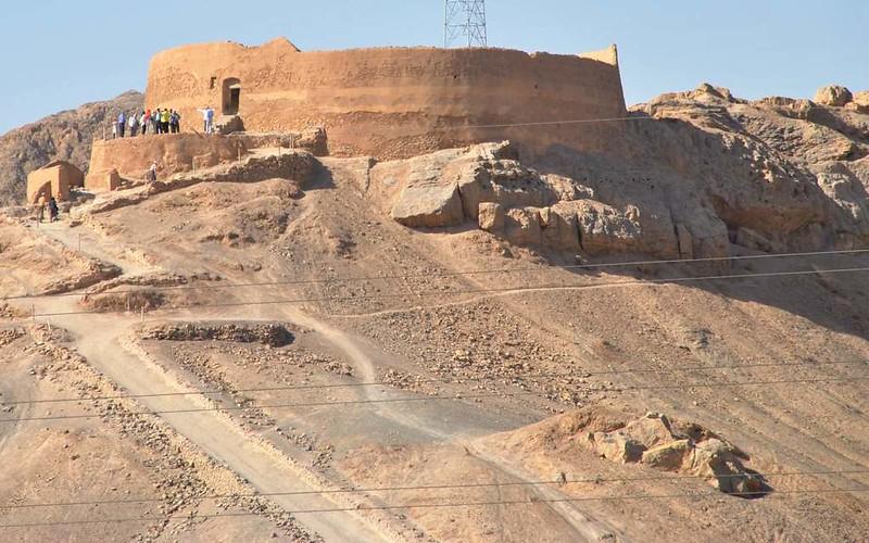 311 cementerio del Zoroastro en Yazd (2)