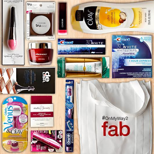 Post Holiday Giveaway: Score A Bag Of Goodies From Walgreens and P&G!