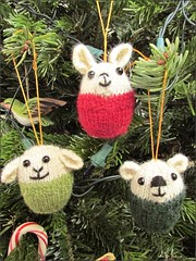 Mini-Pookies ornaments