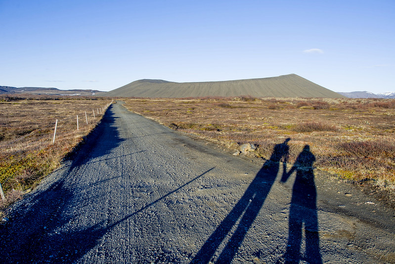 Hverfjall Iceland