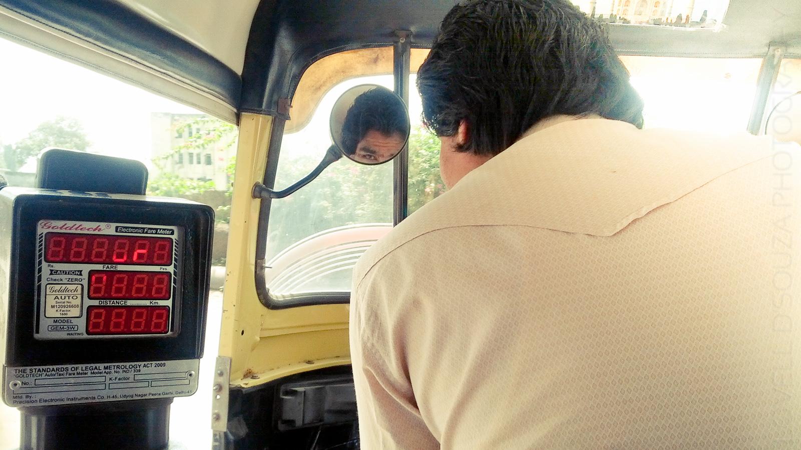 Bibi Ka Maqbara - The Ride Back