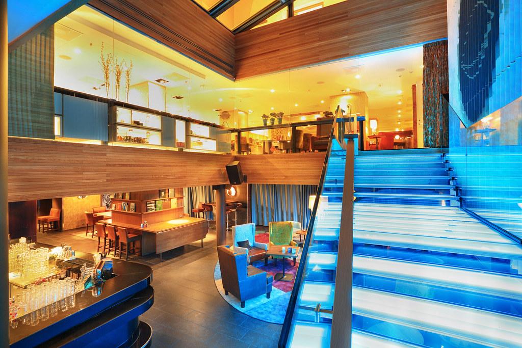 Klaus K Hotel Livingroom_view