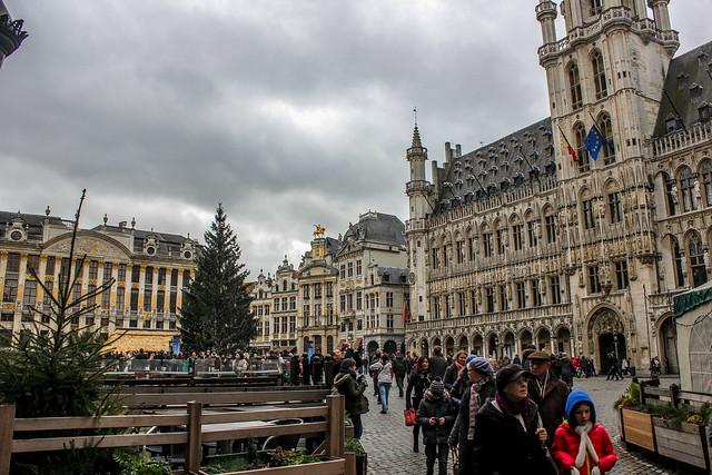 Bruselas, capital de Bélgica