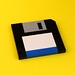 Floppy Disk (HARDnuary 2014) by KOS brick