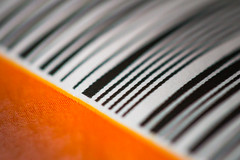 barcode orange