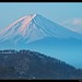 Mt. Fuji from Lake Kawaguchi in the early morning by Zainal Hisham Yusuf