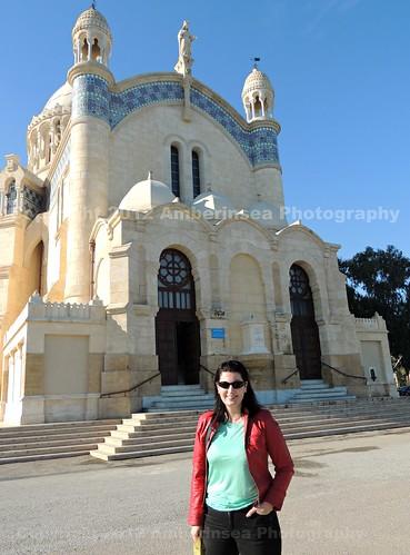 beautiful wonderful algeria amazing cathedral lovely algérie algiers alger notredamedafrique amberinseaphotography