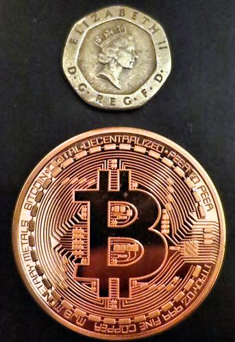 Bit-Coin Heads