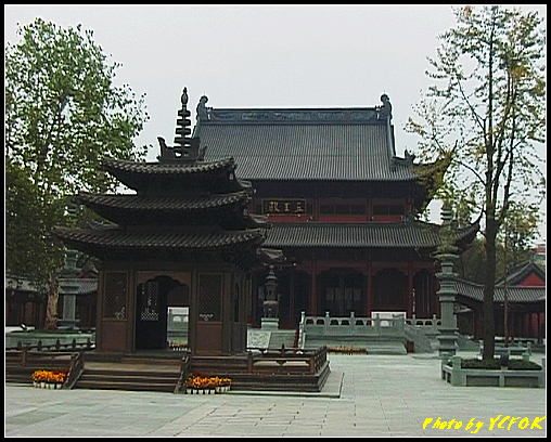杭州 西湖湖畔的錢王祠 - 019 (五王殿)