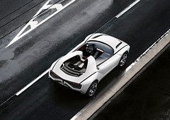 Italdesign Parcour Roadster 2013 @geneva