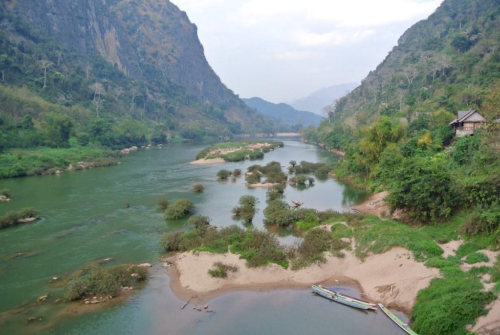 Nong Khiaw, Laos 16