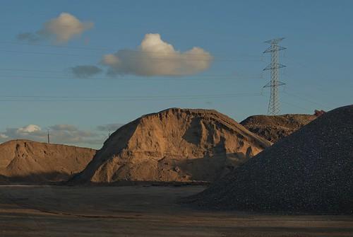 sunset industry nikon explore adelaide southaustralia industriallandscape gravel laszlobilki