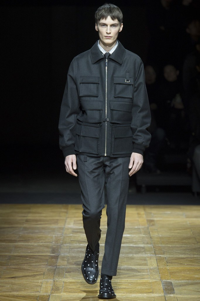 FW14 Paris Dior Homme027_Jack Chambers(VOGUE)