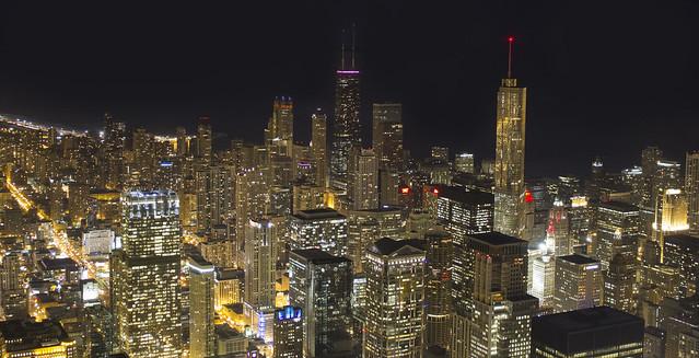 willis tower noche