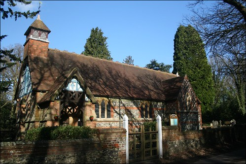 Church at Littleworth Common
