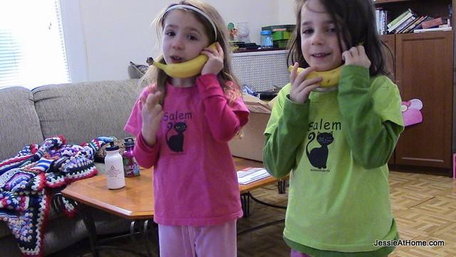 Banana-phones!