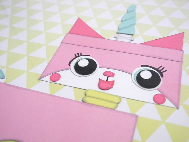 Unikitty (detail)