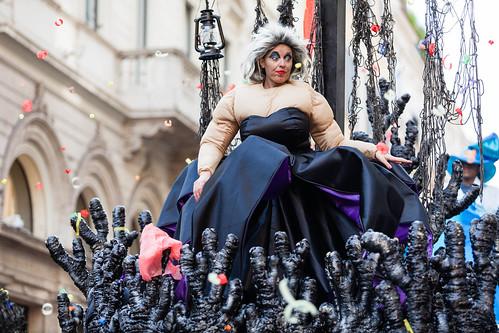 Rom Karnevalswagen; copyright 2014: Georg Berg