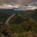 Blyde River Canyon - Three Rondawels by Ohan Smit