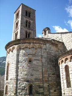 Iglesia de Sant Climent, de Taüll.