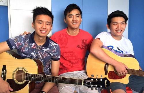 Yun Tong & Nathaniel