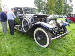 Rolls Royce - Farming Yesteryear Rally 2015