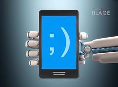 Cellphone Robot