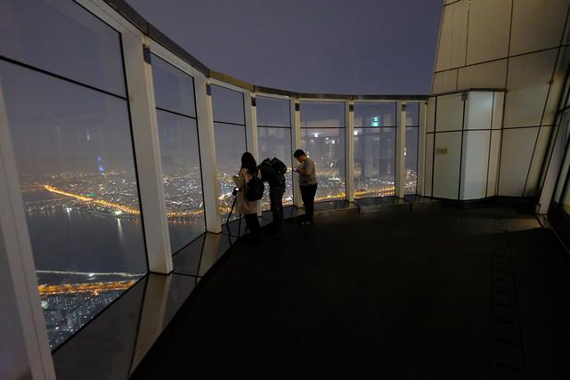 seoul sky觀景台