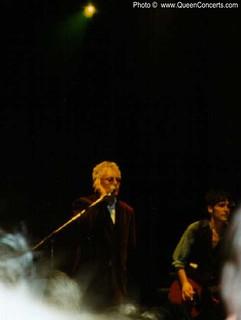 Roger Taylor live @ London w Ian Hunter - 1997