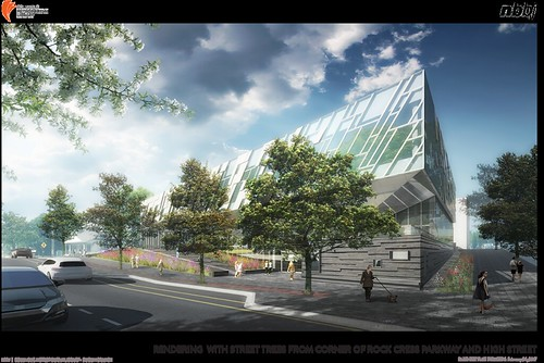 Proposed New Dublin Library