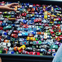 Where's my car? #hotwheels #toys #hobby #diecast