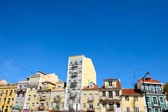 Across the streets of Lisbon