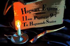 Hogwart Express Magic