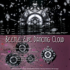 E.V.E Beetle Eye Dancing Cloud Specs