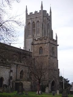 St. Mary the Virgin, Bruton