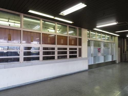 佐賀競馬場2階の休憩所
