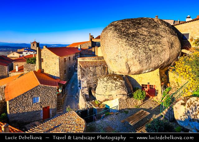 Portugal - Monsanto - Stunning Medieval Mountaintop Portuguese village