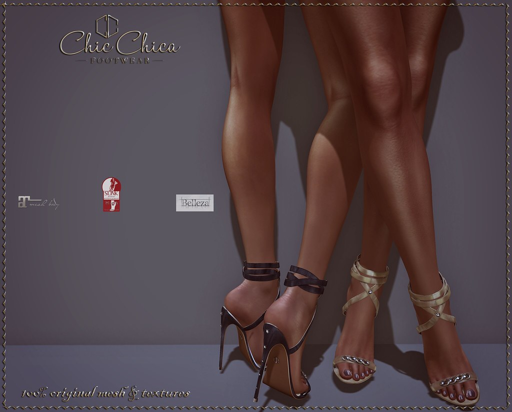 Michelle by ChicChica @ BLOOM soon - SecondLifeHub.com